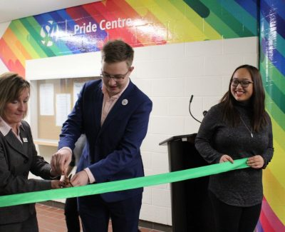 Algonquin officially unveils new Pride Centre