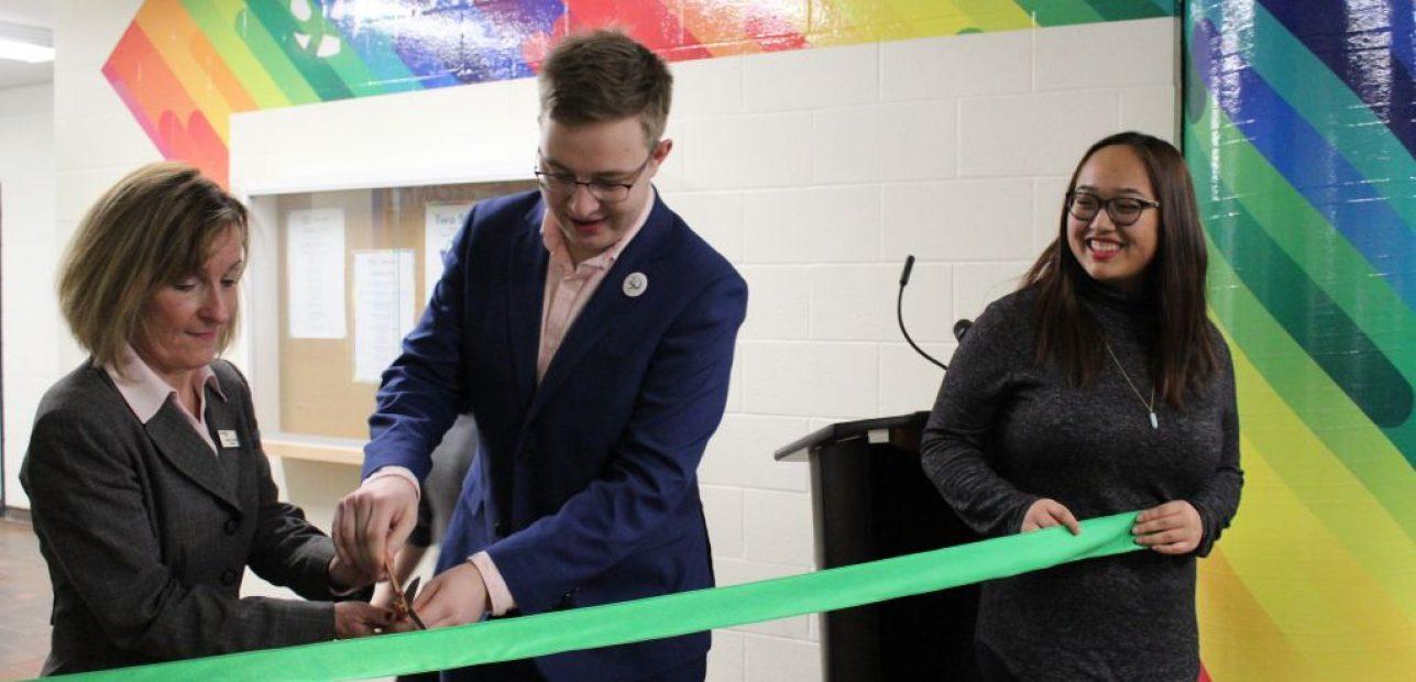 Algonquin officially unveils new Pride Centre