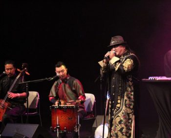 Hanggai brings Mongolian rock to Algonquin