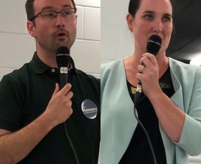 Student housing, living conditions raised at College ward candidates debate