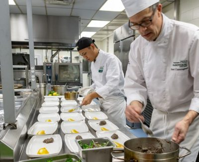 Changes to Canada Food Guide not expected to change menu at Algonquin restaurant