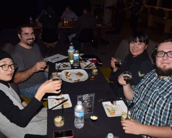 Workshop pairs food, craft beer with fun