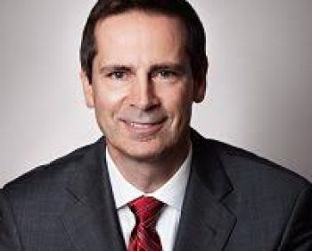 Former premier Dalton McGuinty representing college's new LMS company