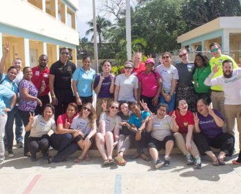 Volunteers reflect on trip to 'welcoming' Dominican Republic