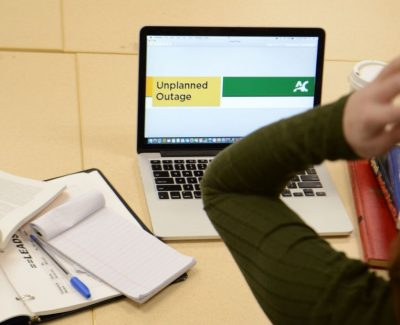 Problematic blackboard system causes headaches for Algonquin College students