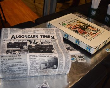 Algonquin Times dirty thirty