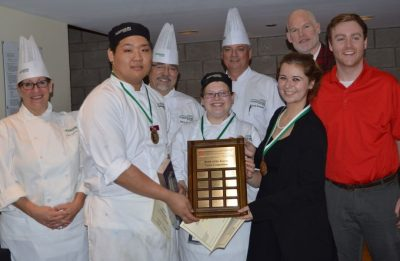 Algonquin culinary students bring it at Battle of the Knives