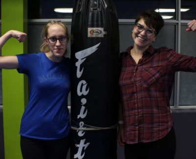 Algonquin College workshop grapples self defence