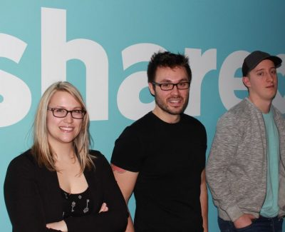 Algonquin grads find home at blogger's haven
