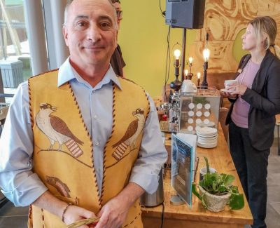 Algonquin alumni changing indigenous lives