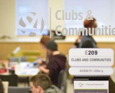 Clubs coordinator talks oversight