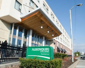 Algonquin strives to be water-wise