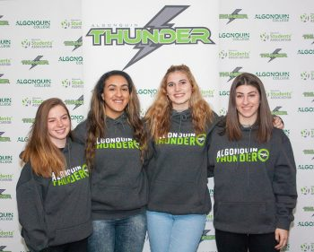 Women's soccer sign five players for next season