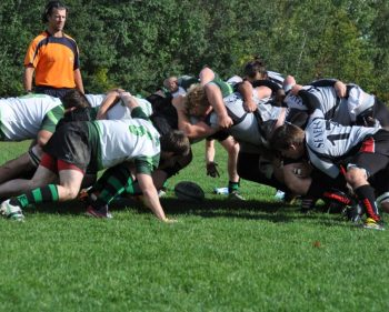 Thunder Men's Rugby feel the Sting
