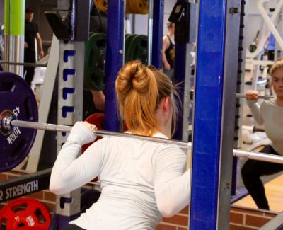 Fitness Zone debuts Squat Competition