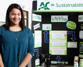 Sustainability Day has AC thinking green