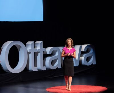 Innovation and empathy go hand in hand: featured speaker at TEDxOttawa