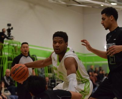 Men's Thunder basketball stomped by Colts