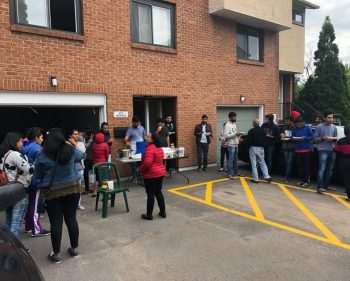 Algonquin community provides relief after storm