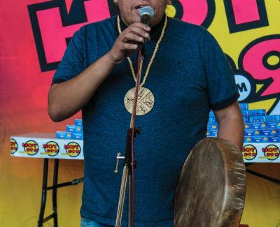 #ACDay1: Former student performs Aboriginal music