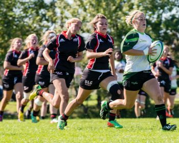 Thunder Women's Rugby Stay Undefeated