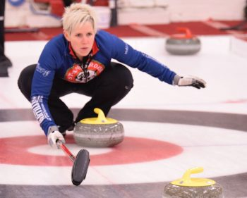 Brit O'Neill: Living the dream at the Scotties