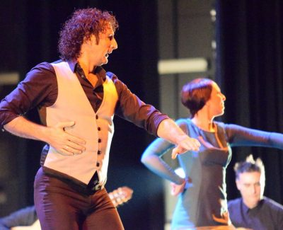 Flamenco troupe finds their venue