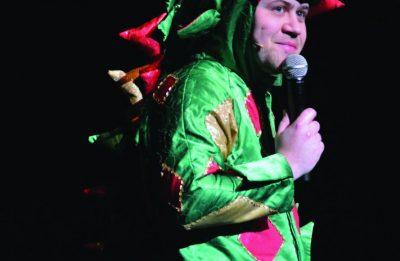 Magic dragon slays Algonquin Commons Theatre