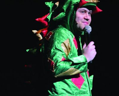 Magic dragon slays Algonquin Commons Theatre