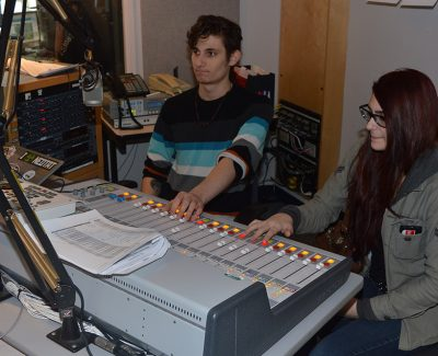 Student-run radio station promotes local artists