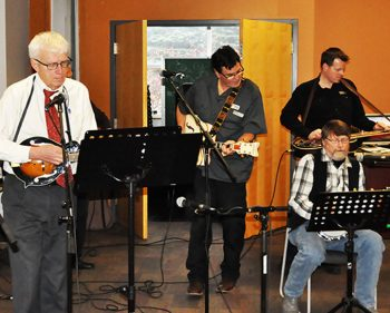 Algonquin faculty show off talents