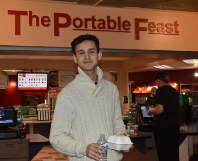 Algonquin's cafeterias offer food options to students