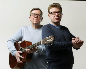 Proclaimers bringing Scottish Folk to Algonquin Sept. 25