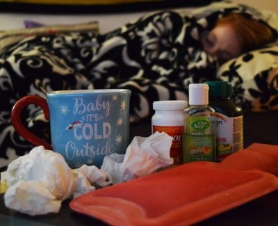 Flu fighters: Combatting the seasonal malaise is a few good habits and a needle away