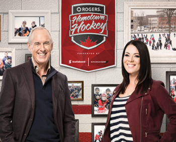 Rogers Hometown Hockey to visit Algonquin Nov. 3, 4