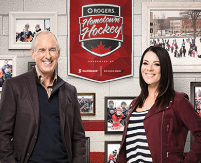 Rogers Hometown Hockey to visit Algonquin Nov. 3, 4