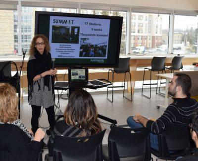 Summer program to create, nurture business ideas