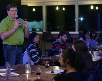 Wine, food pairings to students' liking
