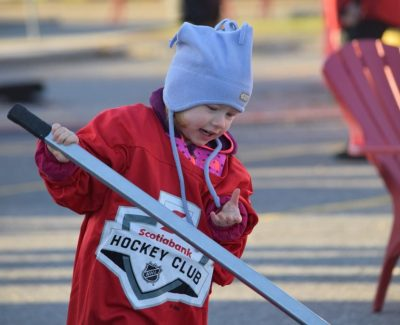 Wasn't that a party? Rogers Hometown Hockey skates into Algonquin