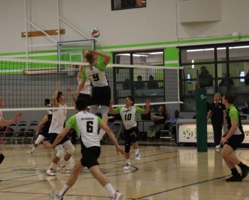 Thunder men's volleyball shredded by Canadore Panthers