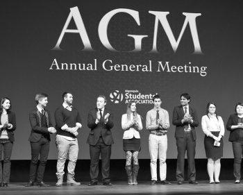 New students for Board of Directors