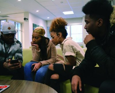 Black history month celebrated by new group