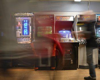 Wait, we have an arcade?!