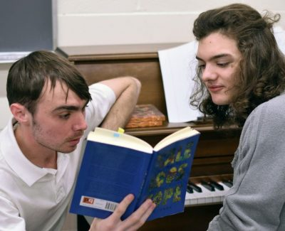 Arts gets slim funding from college, SA