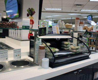 Campus food wastage believed to be below average