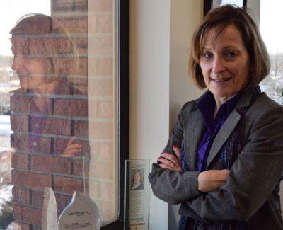 Cheryl Jensen addresses tuition cuts