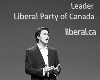 Trudeau appeals to youth