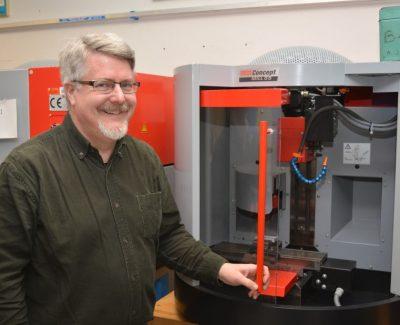 Algonquin's robotics program on the fritz