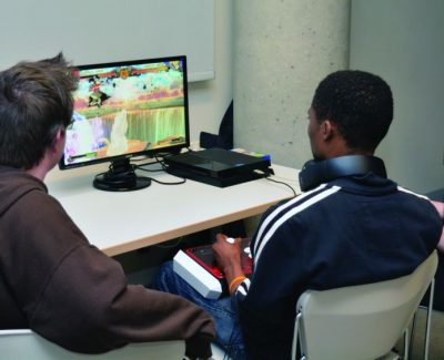 Gamers unite, fight every Thursday night
