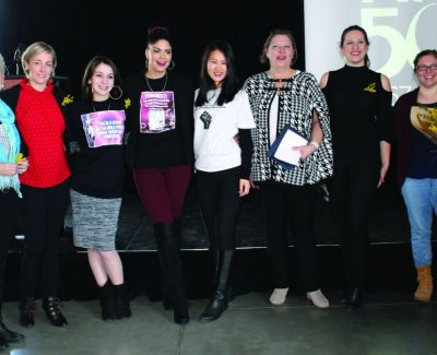 International Women's Day comes to AC